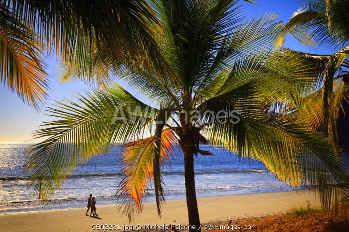 Costa Rica, Guanacaste, Nicoya Peninsula, Playa Pan de Azucar
