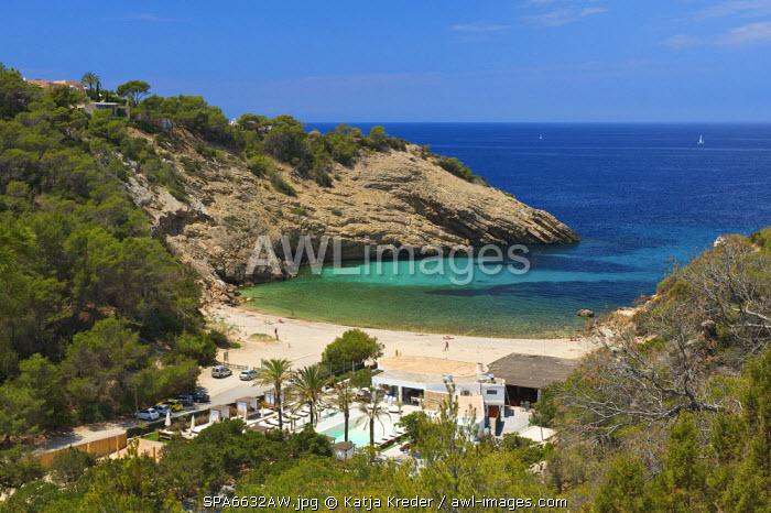 Cala Moli, Ibiza, Balearic Islands, Spain