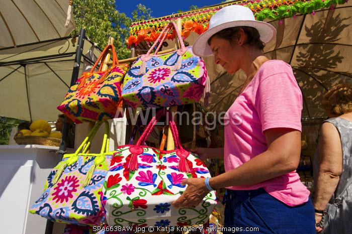 Hippie Market in Las Dalias, Sant Carles de Peralta, Ibiza, Balearic Islands, Spain MR