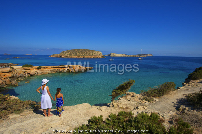 Cala Comte, Ibiza, Balearic Islands, Spain MR