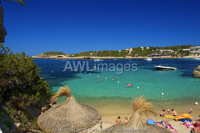 Portinax, Ibiza, Balearic Islands, Spain