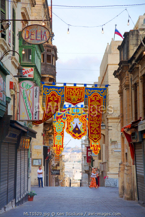 Europe, Maltese Islands, Malta.