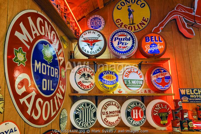 North America, United States of America, New Mexico, Embudo, Classical Gas Museum