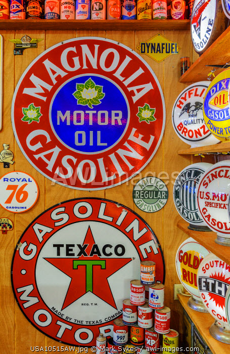 North America, United States of America, New Mexico, Embudo, Classical Gas Museum