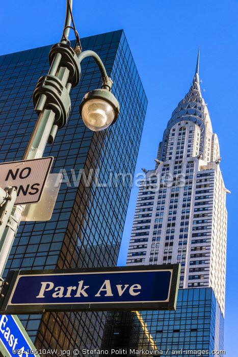Chrysler Building, Manhattan, New York, USA