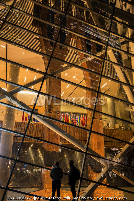 National September 11 Memorial & Museum, Manhattan, New York, USA