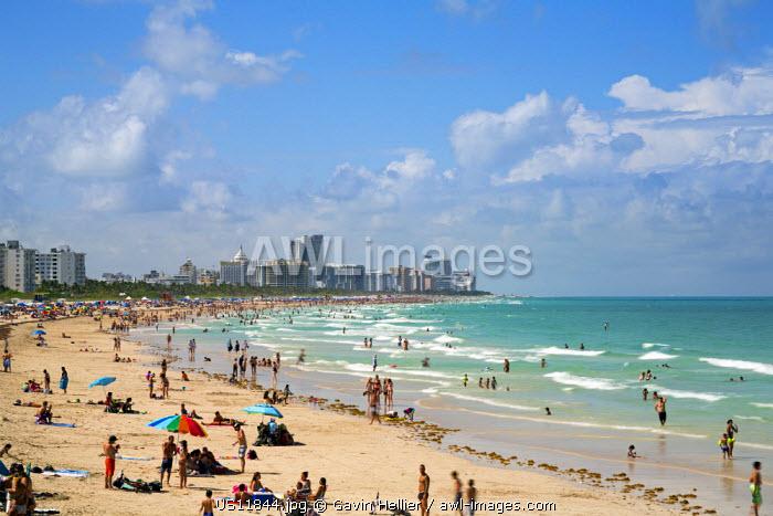 South Beach, Miami Beach, Gold Coast, Miami, Florida, USA