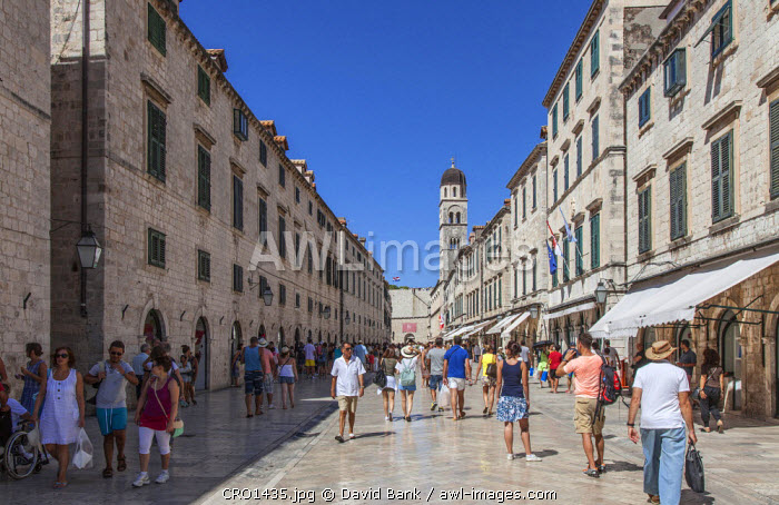 Dubrovnik is a Croatian city on the Adriatic Sea, in the region of Dalmatia. It is one of the most prominent tourist destinations in the Mediterranean Sea, a seaport and the center of Dubrovnik-Neretva County.