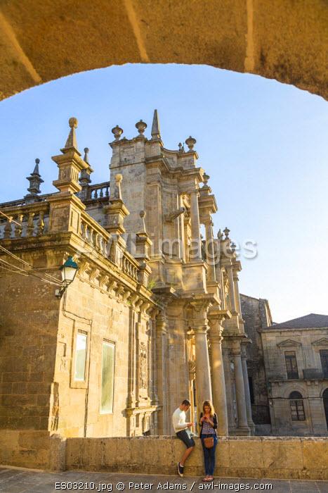 Cathedral, Santiago de Compestela, Galicia, Spain