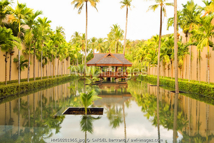 Malaysia, Kedah state, Andaman Sea, Langkawi island, Four Seasons Resort