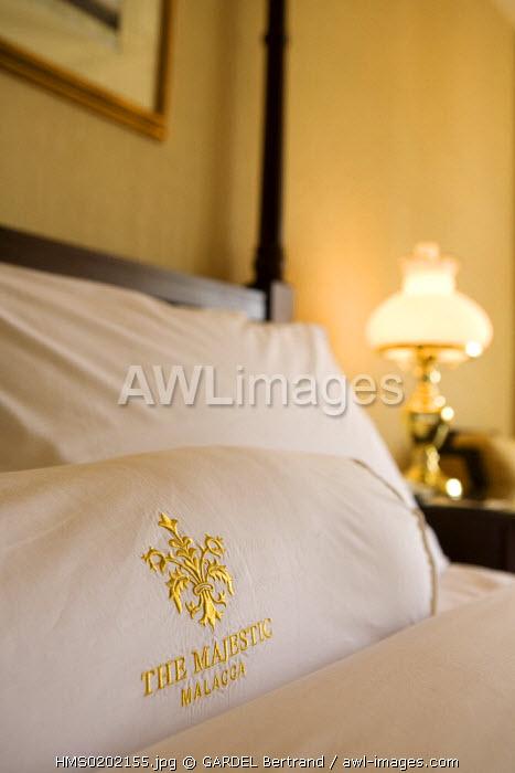 Malaysia, Malacca state, Malacca, historical center, colonial Majestic Hotel