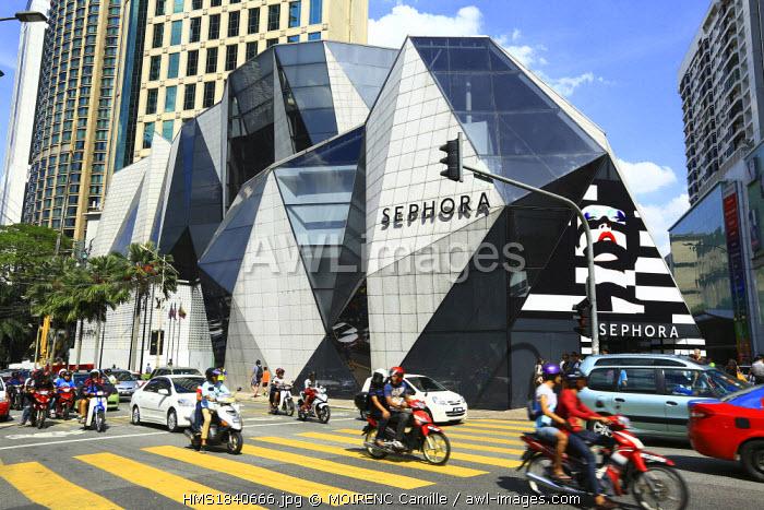 Malaysia, Kuala Lumpur, Bukit Bintang, Starhill Gallery by Spark Architects