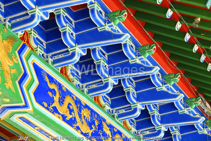 Malaysia, Kuala Lumpur, Thean Hou Chinese Temple