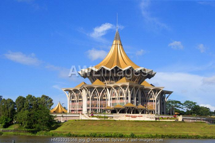 Malaysia, Sarawak state, Kuching, Dewan Undangan Negeri, State legislative assembly