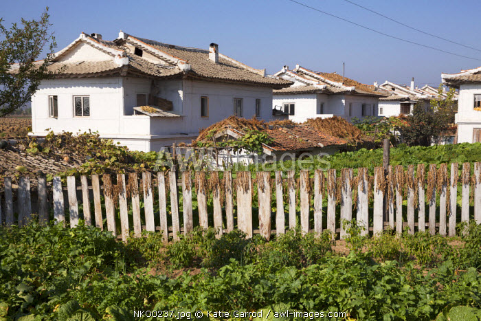 Awl Images North Korea Hamhung Workers Houses At The Dongbong Co