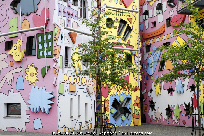 awl-images.com - Germany / Happy Rizzi House, Braunschweig, Brunswick, Lower Saxony, Germany