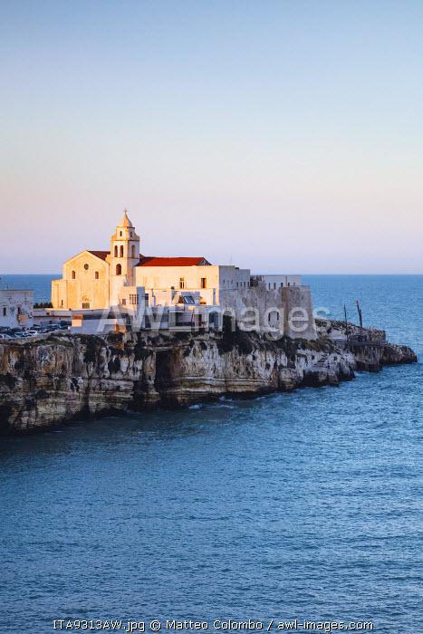 Vieste, Gargano peninsula, Apulia, Italy