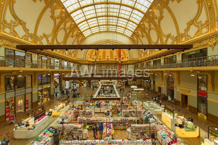 Stadtsfeestzaal shopping mall, Antwerp, Flanders, Belgium