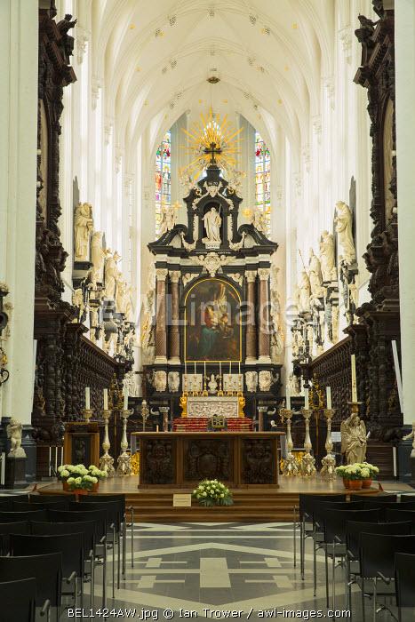 St Pauluskerk, Antwerp, Flanders, Belgium