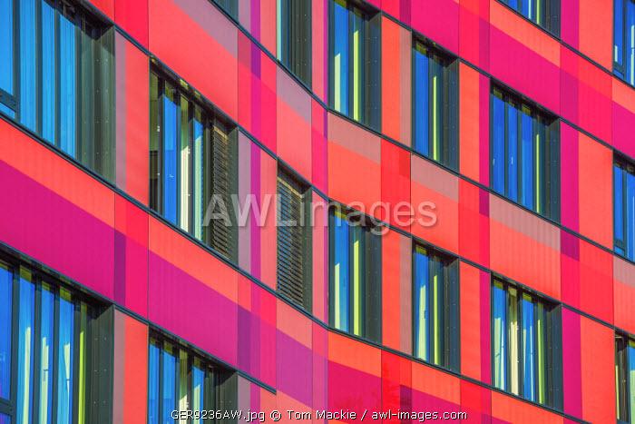 Modern Architecture Detail, Hamburg, Germany