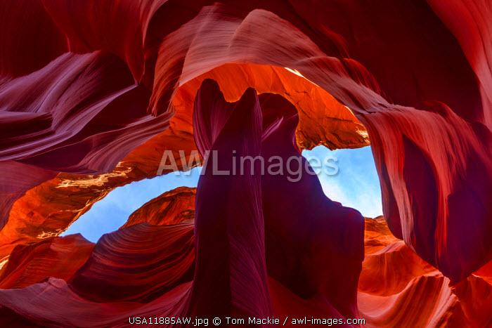 Lower Antelope Slot Canyon, Page, Arizona, USA