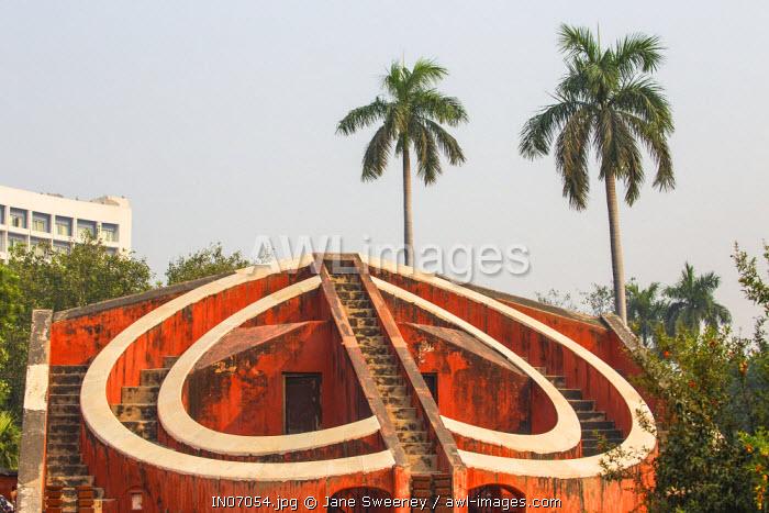India, Delhi, New Delhi, Jantar Mantar  Observatory