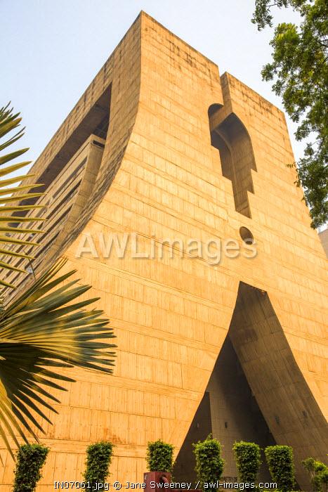 India, Delhi, New Delhi, Connaught Place, NDMC Palika Kendra, Municipal Council building