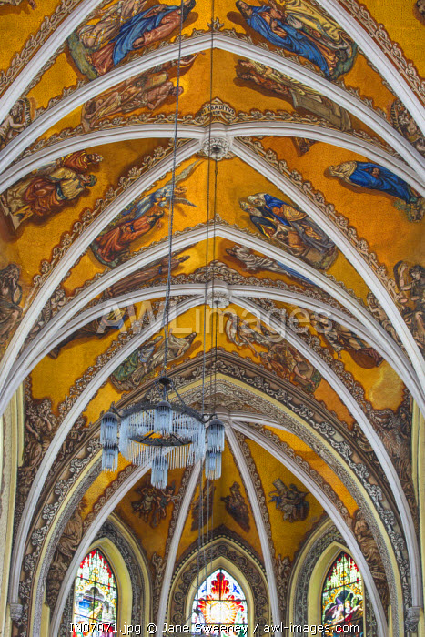 India, Maharashtra, Mumbai, Colaba, Holy Name Cathedral