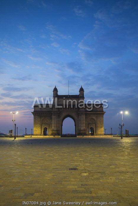 India, Maharashtra, Mumbai, Gateway of India