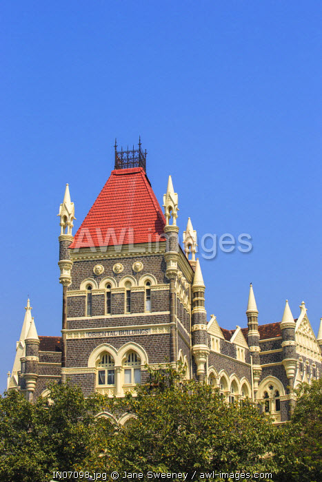 India, Maharashtra, Mumbai, Fort area, Oriental Buildings
