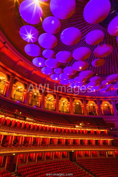 England, London, Royal Albert Hall