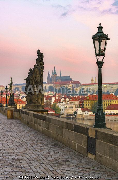 Europe, Czech Republic, Prague, Charles Bridge