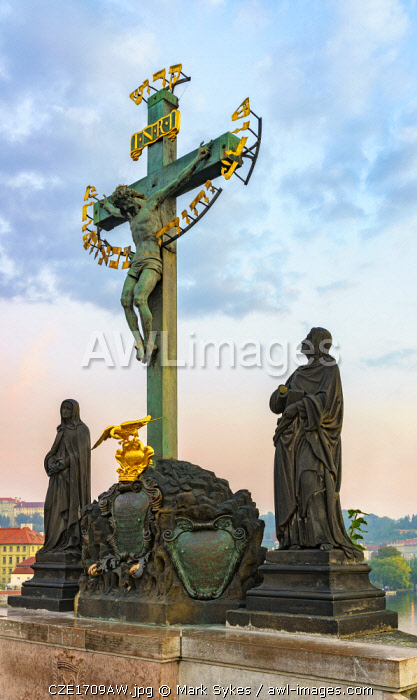 Europe, Czech Republic, Prague, Charles Bridge