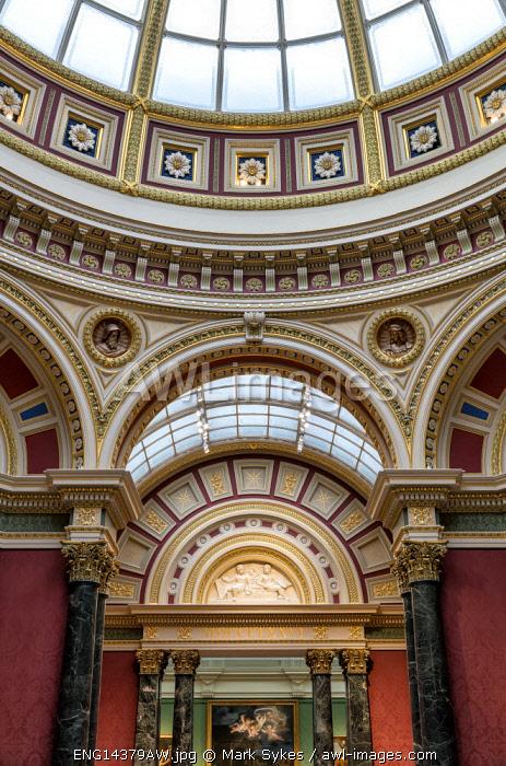 Europe,United Kingdom, England, London, National Gallery