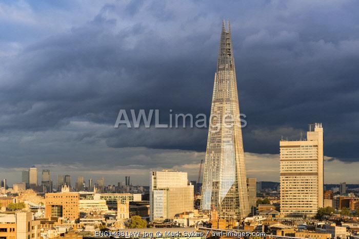 Europe,United Kingdom, England, London, The Shard