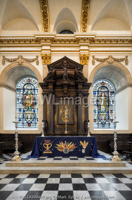 Europe,United Kingdom, England, London, St Lawrence Jewry