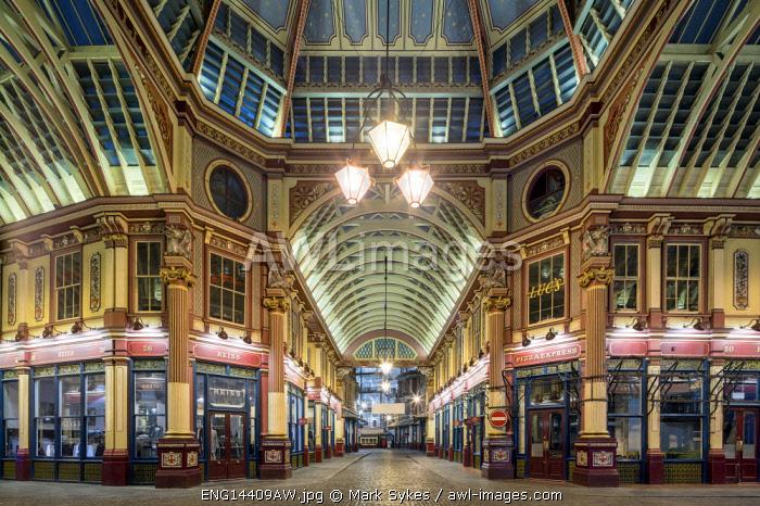 Europe,United Kingdom, England, London, Leadenhall Market