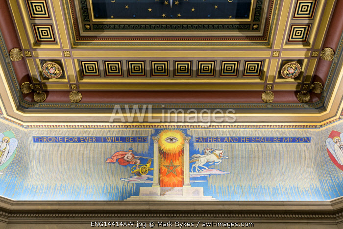 Europe,United Kingdom, England, London, Freemasons Hall