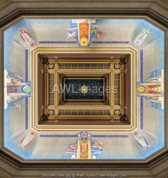 Europe,United Kingdom, England, London, Freemasons Hall