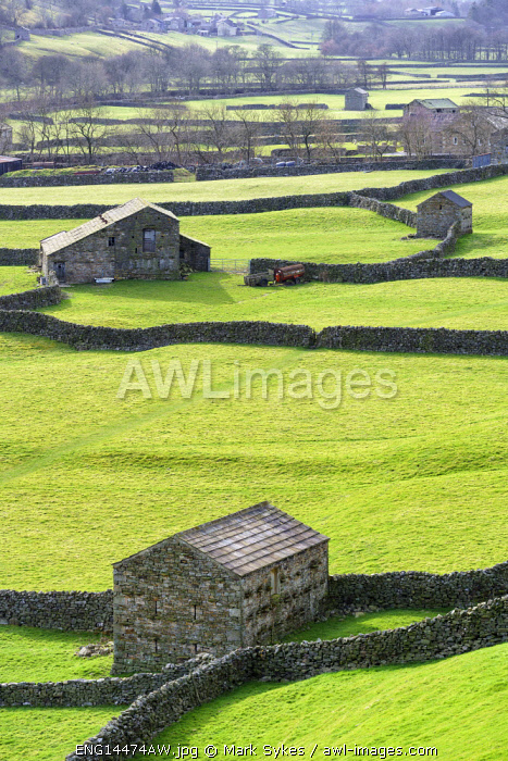 Europe, United Kingdom, England, North Yorkshire, Yorkshire Dales National Park