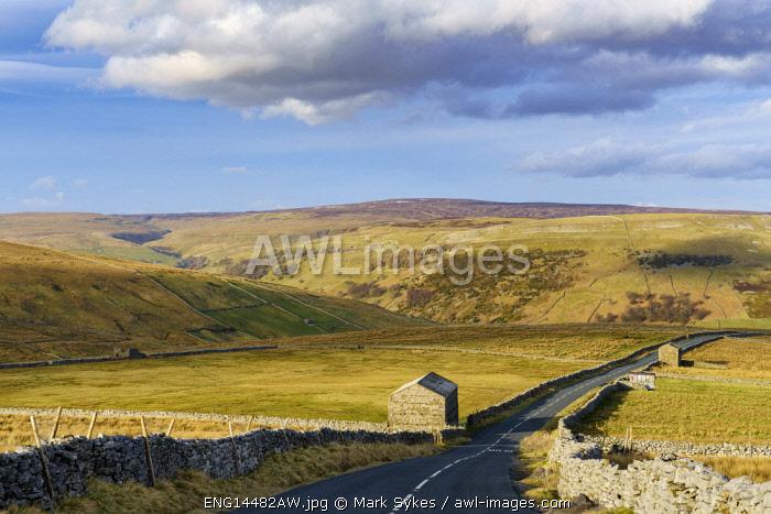 Europe, United Kingdom, England, North Yorkshire, Yorkshire Dales National Park