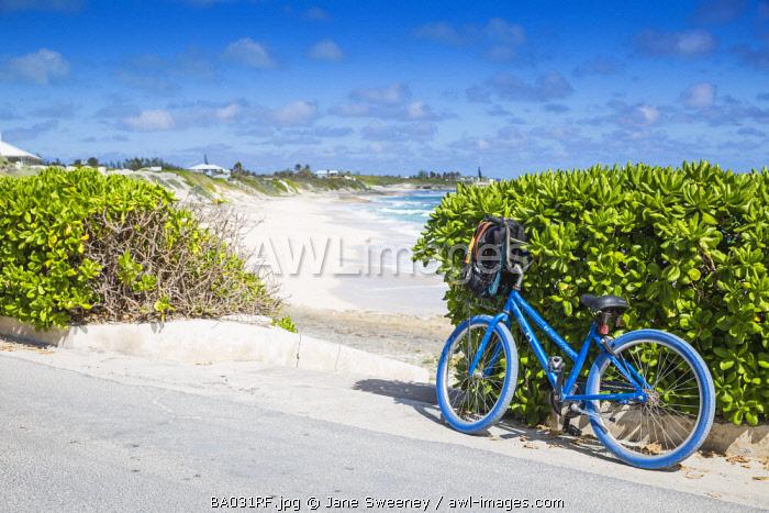 Bahamas, Abaco Islands, Elbow Cay, White Sound beach
