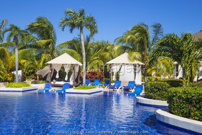 Cuba, Villa Clara Province, Jardines del Rey archipelago, Cayo Santa Maria, Royalton Hotel