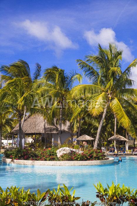 Cuba, Villa Clara Province, Jardines del Rey archipelago, Cayo Santa Maria, Sol Cayo Santa Maria Hotel