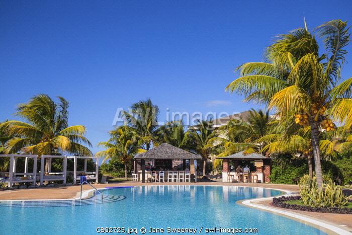 Cuba, Villa Clara Province, Jardines del Rey archipelago, Cayo Santa Maria, Hotel Melia Buenavista