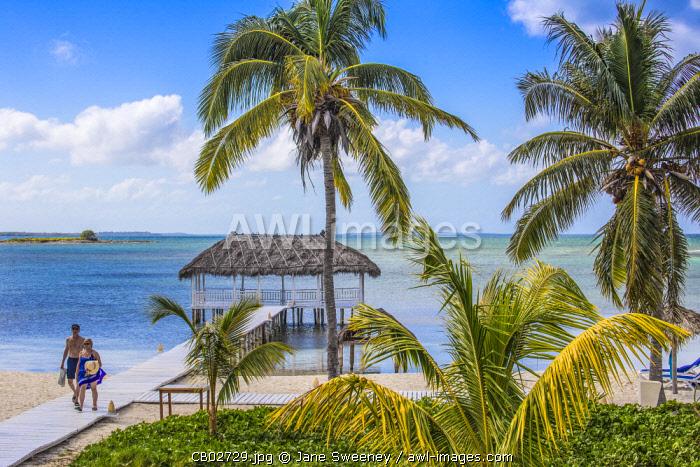 Cuba, Villa Clara Province, Jardines del Rey archipelago, Cayo Santa Maria