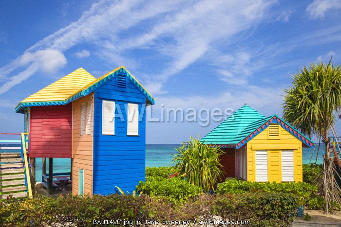 Caribbean, Bahamas, Providence Island, Compass Point resort