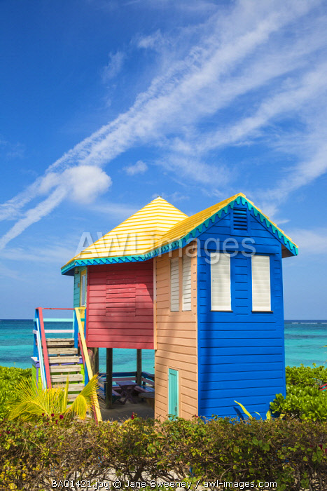 Caribbean, Bahamas, Providence Island, Compass Point resort