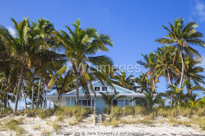 Bahamas, Abaco Islands, Man O War Cay,