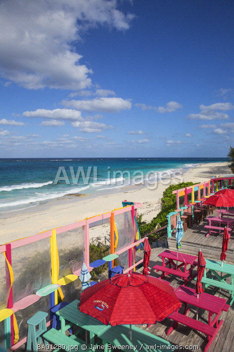 Bahamas, Abaco Islands, Great Guana Cay, Nippers Bar